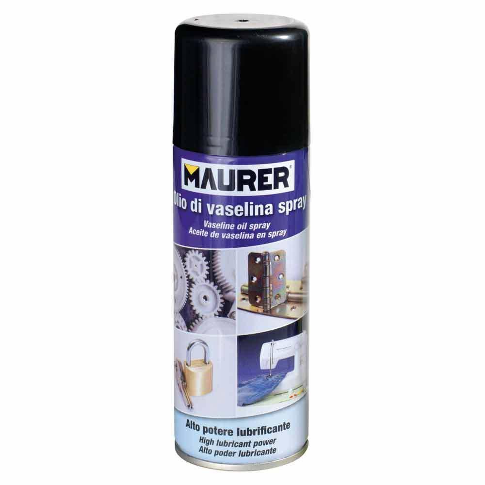 Maurer 12060343 Spray Vaselina 200 ml.: Amazon.es: Bricolaje y herramientas