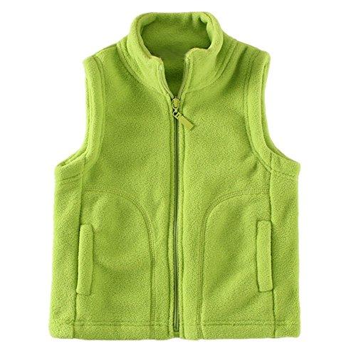 Green Boys Vest - 5