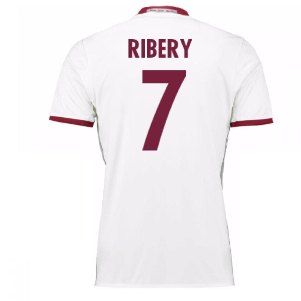 2016-17 Bayern Munich Third Football Soccer T-Shirt Trikot (Franck Ribery 7) - Kids