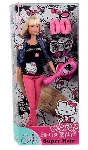 Steffi Love - Hello Kitty Super Hair Doll [Toy]