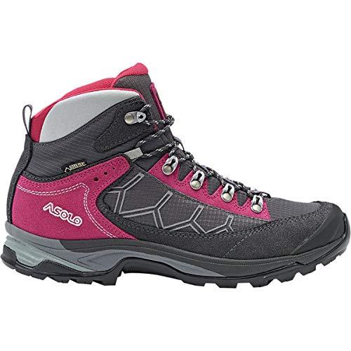(Asolo Falcon GV Hiking Boot - Women's Graphite/Graphite,)