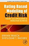 In the last decade rating-based models have become very popular in credit risk management. These systems use the rating of a company as the decisive variable to evaluate the default risk of a bond or loan. The popularity is due to the straigh...
