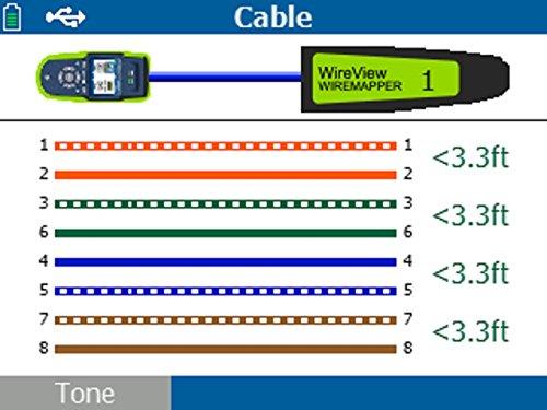 NETSCOUT LRAT-2000-KIT LinkRunner AT & IntelliTone Pro Copper Fiber Ethernet Network Test Kit