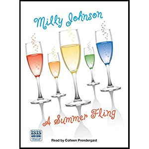 A Summer Fling Audiobook
