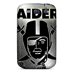 GAwilliam Fashion Protective Oakland Raiders Case Cover For Galaxy S3