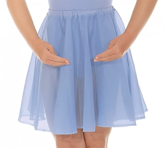 Girls Childrens Pale Blue Ballet Dance Crossover Cardigan All Sizes By Katz