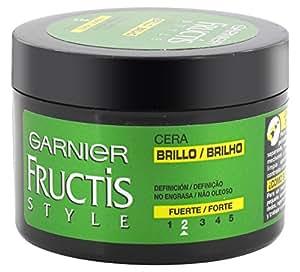 Garnier Fructis - Style Nº 2 Fuerte - Cera brillo con extracto de bambú - 75 ml