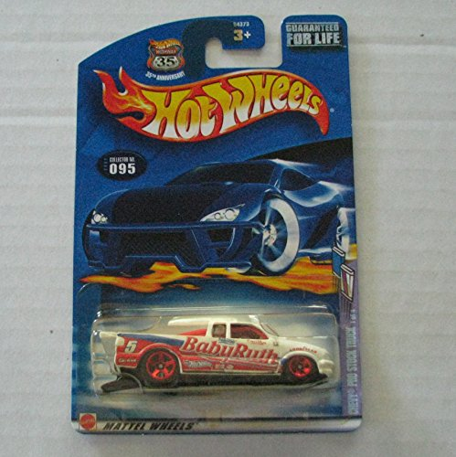hot-wheels-chevy-pro-stock-truck-1-of-4-collector-no095-baby-ruth-