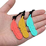 Sensory Chew Necklace 3 Pack for Boys and Girls