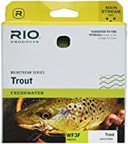 Rio Mainstream Trout Weight Forward Fly Line - Fly Fishing