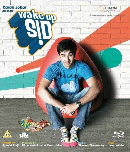Wakeup Sid Blu-ray Disc