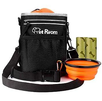 Bolsa para mascotas con bolsa para perros, bolsa para perros ...