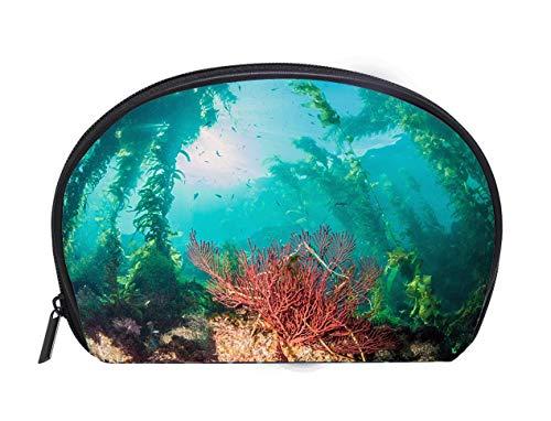 Cart Catalina Bag - Portable Toiletry Cosmetic Bag Catalina Island Scuba diving Ladies Travel Convenience Small Wash Bag Storage Bag