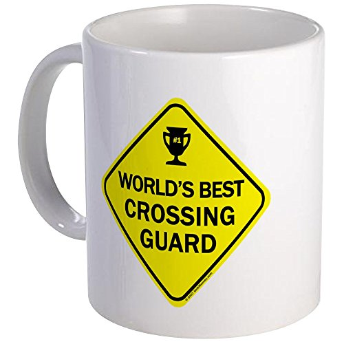 CafePress Crossing Guard Mug Unique Coffee Mug, Coffee Cup