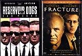 Fracture , Reservoir Dogs : Crime 2 Pack