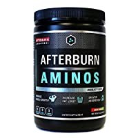 Afterburn Aminos - Building Blocks Of Lean Muscle Mass - Cherry Limeade Flavor - 30 Servings