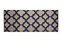 Jean Pierre Alessandra Textured Decorative Accent Runner, 24 x 60\