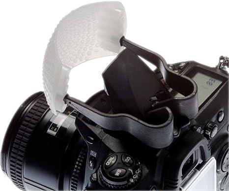xiaocheng Universal-blitzlampe Soft-Box Cover Tuch SLR-Kamera Blitz-diffusor Fotostudio Zubeh/ör Wei/ß Tragbares Elektronisches Zubeh/ör