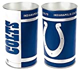 Indianapolis Colts 15 Waste Basket - Licensed NFL Football Merchandise