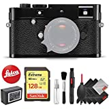 Leica M-P (Typ 240) Digital Rangefinder Camera (Black) + Pro Accessory Kit