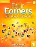 Four Corners, Level 1, Jack C. Richards and David Bohlke, 0521126150
