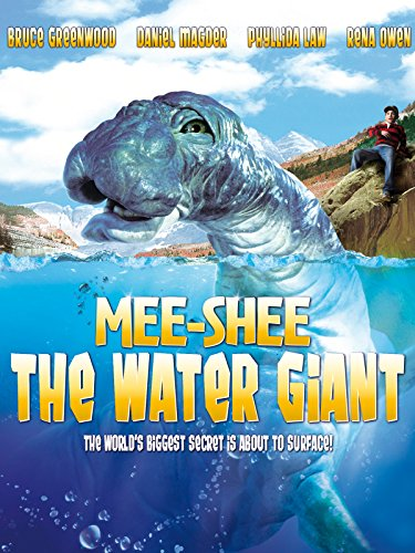 Mee-Shee: The Water Giant (Legendary Authors And The Clothes They Wore)