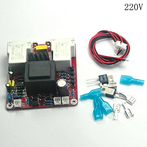 Class a Power Amplifier Delay Soft Start Temperature Protection Board (220v) by Jolooyo