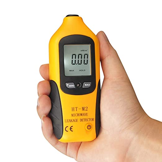 Detector de Radiación de Fuga de Microondas de LCD Digital de Alta ...
