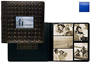 Frame Raika RO 113-D BLUE Frente Scrapbook Album - Azul