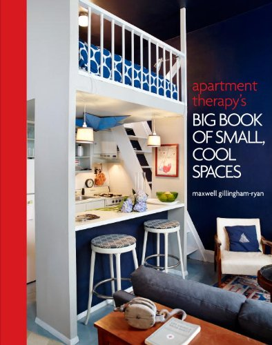 Apartment Therapy's Big Book of Small, Cool Spaces (Halloween Colorado 2016)