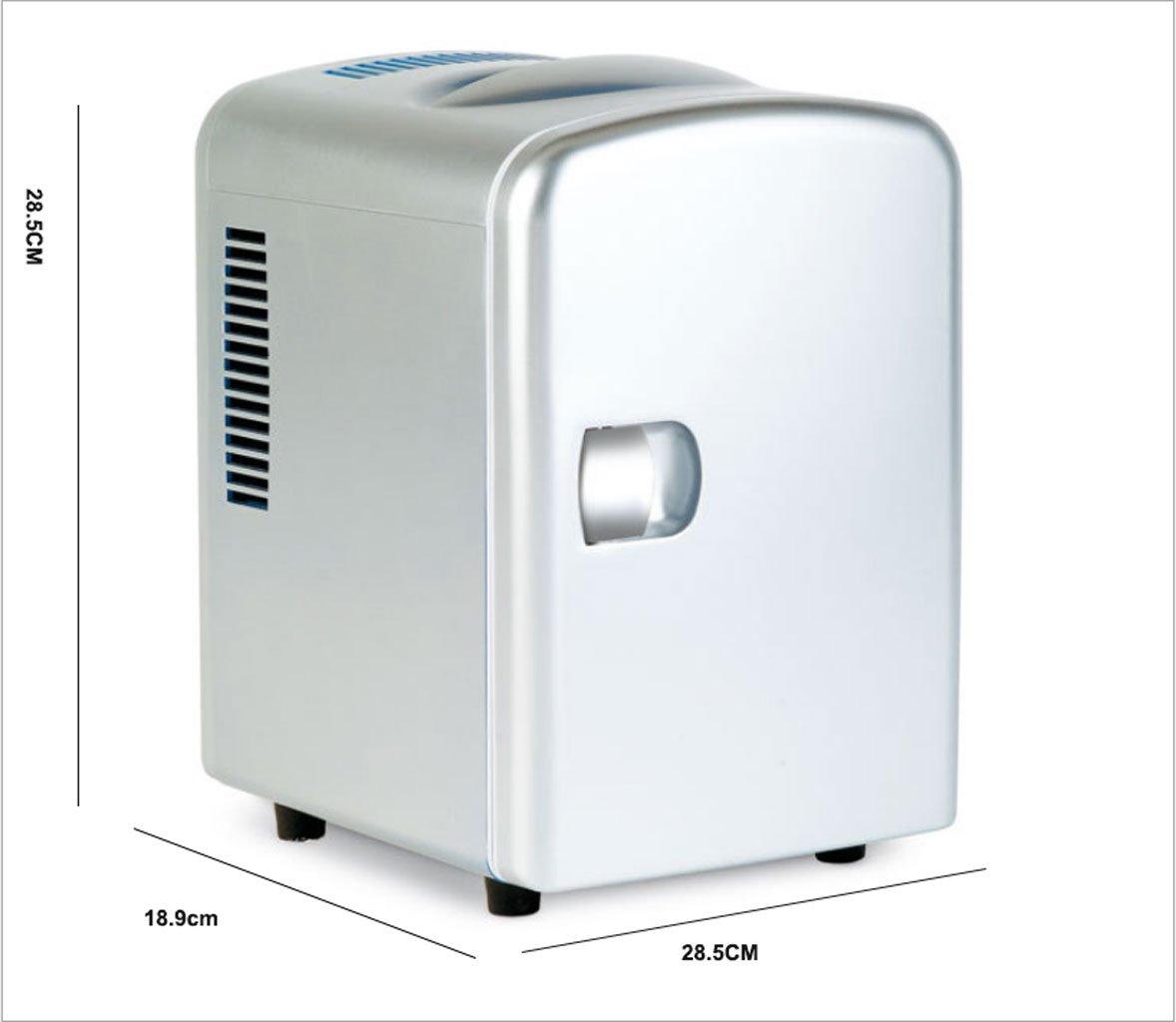 BX Mini Nevera Refrigerador para automóvil 4L, portátil, Control ...