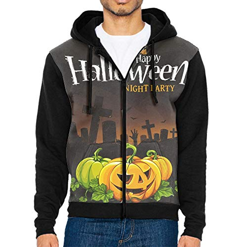 Kefanlk Halloween Poster October Winter Fashion Pullover Harajuku