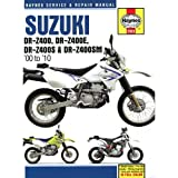 Suzuki DR-Z400/DR-Z400E/DR-Z400S & DR-Z400SM 2000-2010 Repair Manual [Paperback] [2012] (Author) Haynes