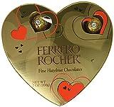 Ferrero Rocher Heart Gift Box, 16 Count, 7oz Deal (Small Image)