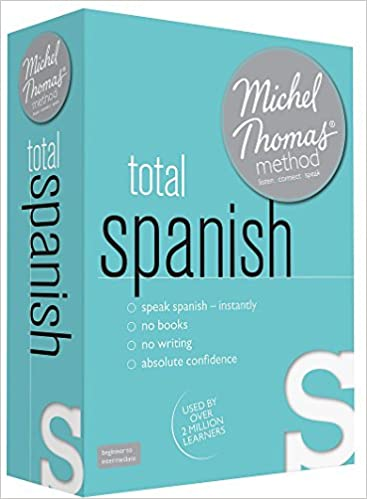 Total Spanish (Learn Spanish with the Michel Thomas Method