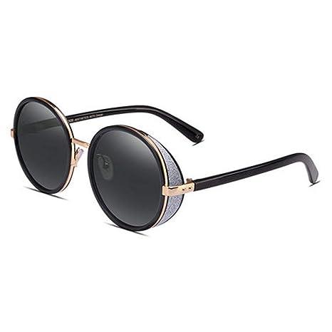 YSA Gafas de Sol Femeninas de Verano Gafas de radiación ...
