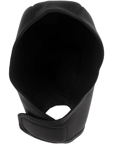 b246c49358 Fenteer 3mm Neoprene Warm Wetsuit Hood Cap Hat for Scuba Diving Winter Swim  Surfing - Warm