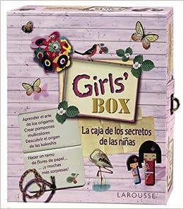 Girl Box Larousse - Infantil / Juvenil - Castellano - A Partir De ...