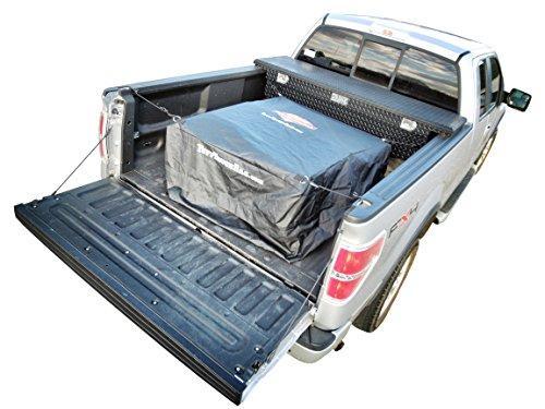 Tuff Truck Bag - Black Waterproof Truck Bed Cargo Carrier, 4