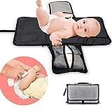 Gerleek Portable Diaper Changing Pad, Baby Changing
