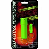 Cheap Vexor Self Defense Pepper Spray Key Chain for Men and Women, Quick-Release For Convenient Protection (Lime Green) – ZARC International
