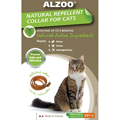 Aveeva 420016 Alzoo Cat Collar, NA
