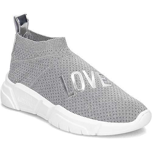 Moschino Sneaker Sneaker Love Ja15223g17is0902 Love Argento Moschino Sneaker Argento Moschino Ja15223g17is0902 Love qRR5rYxU