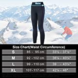 Souke Sports Thermal Underwear for Women, Sport