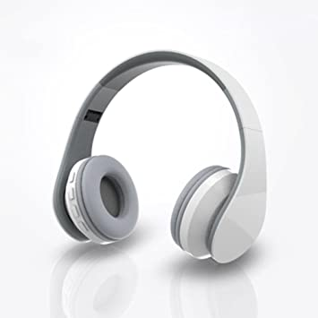 Auriculares inalámbricos de la tarjeta de la ayuda 32G TF de la reducción de ruido Bluetooth