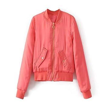 mejor selección 5c4be 74f90 JJHR Chaqueta jacket Parka Corta Mujeres Abrigo De Invierno ...