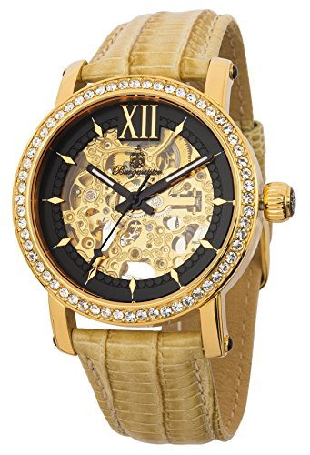 Burgmeister Women's BM158-202 Malaga Automatic Watch