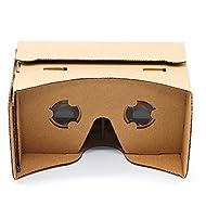 3d VR casque de réalité virtuelle Lunettes 3d Bfeer® VR Box pour iPhone 6/Samsung Galaxy/iOS Smartphone Android