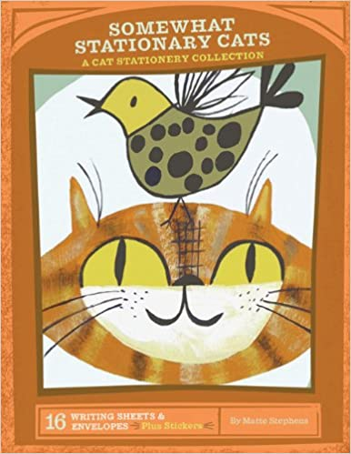 Cats Sticky Notes by Rachel Ellen Office Stationary School Girls Cat Gift Ladies