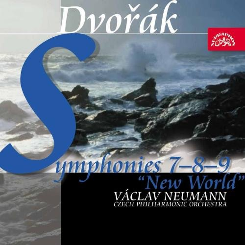 Dvorak: Symphonies Nos. 7, 8 & 9 - Seller: MovieMars-CDs [+Peso($26.00 c/100gr)] (MMV)